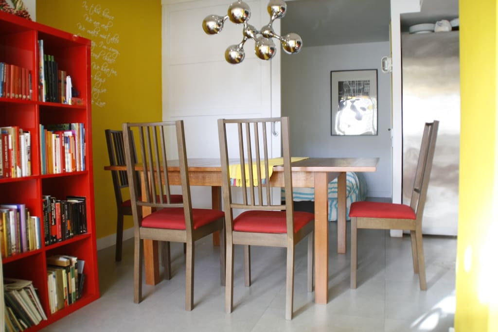 Big Dining room / Sala comedor grande