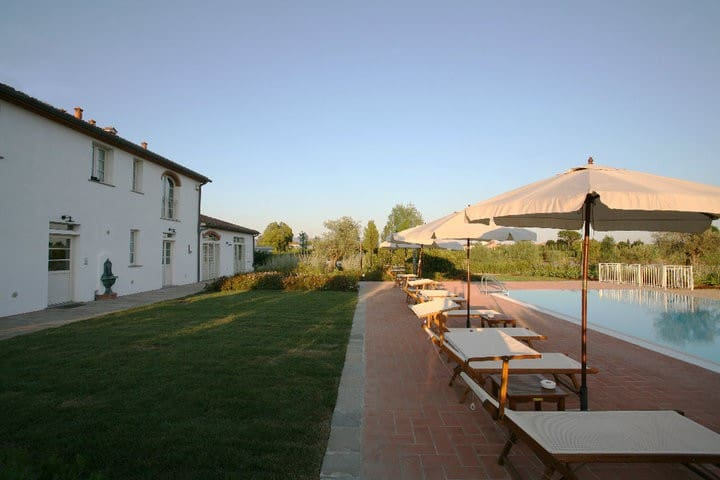 ALICE DEL LAGO FLAT FOR 5 GUESTS - Pistoia - Daire