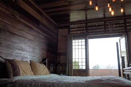Panarama view @ Buddhachart's home - เวียงแหง Wieng Haeng - Oda + Kahvaltı