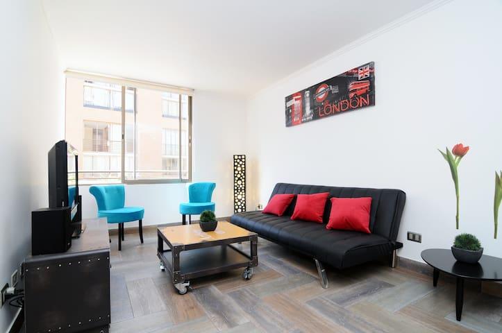 Best Apartment Lastarria/Santiago - Family / Group
