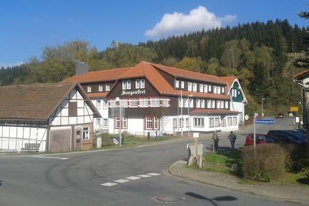 Erlebnis Ferienheim Sorgenfrei 206 - Muu