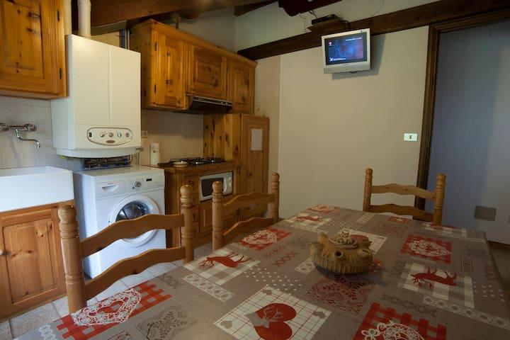 Appartamento in montagna - Rhemes Saint Georges - Haus