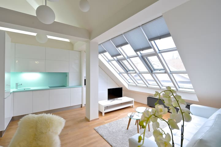 DESIGNER LOFT AT WENCESLAS SQUARE 2 - Прага
