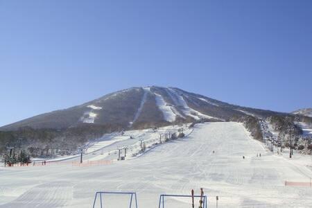 Appi Kogen Ski Resort Condo 安比高原スキーリゾート内安比グランドヴィラ2 - Hachimantai
