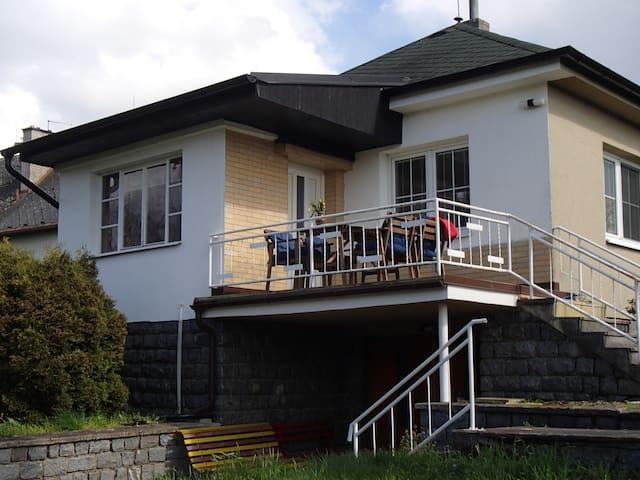 Luxusní chata v srdci Železených hor -  Licibořice - Licibořice - Chalet
