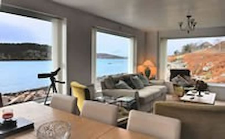 Lochside Retreat Holiday Home - Shieldaig - Hus