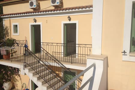 Afales Itaca Greece Studio3 - 4pax - Appartement