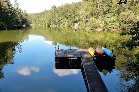 Lakefront Melody - Carolina Properties - Mill Spring