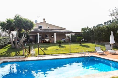 """""""SON ALCANÇAT"""" Country house Sineu - Sineu"""