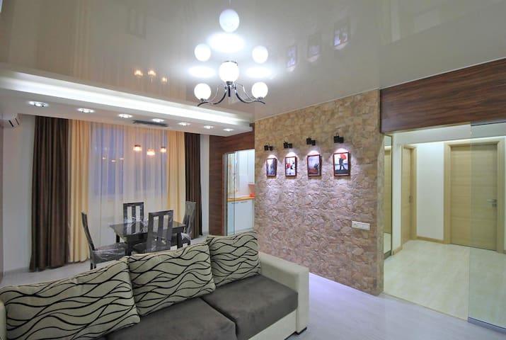 Luxury apartment at Sayat-Nova avenue - Ereván - Departamento