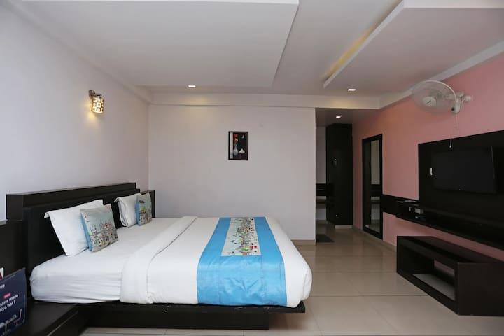NAMSTAY ! Aavass Inn Paradise (Room No. 1)