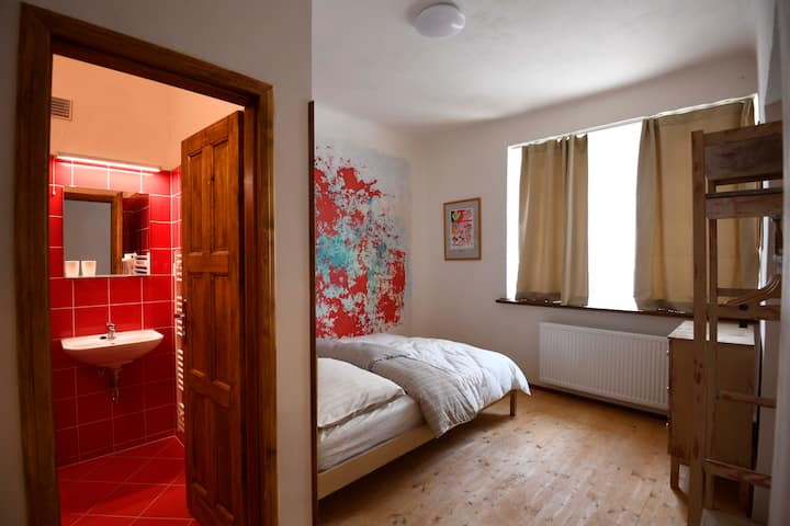 Luxury Design Bedroom in Giotto Apartments (D)