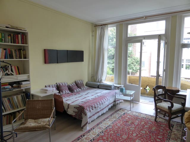 Spacious room close to city centre  - Rotterdam - Dům