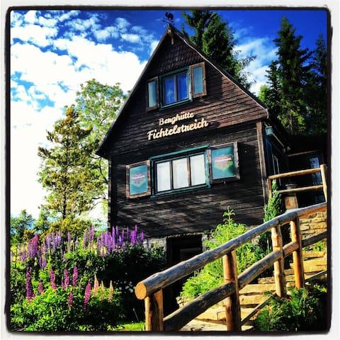 Cozy Mountain cabin Fichtelstreich - Kurort Oberwiesenthal - Cabin
