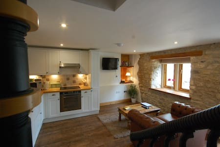 Romantic holiday cottage, Bath - Batheaston - Talo