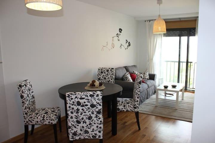 Apartamento nuevo con vistas a la ría - Ribeira