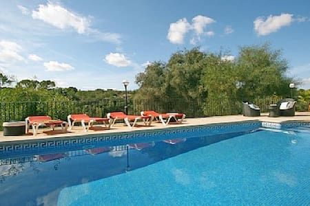 OFERTA !!!!Great villa with pool - Llubí - Villa