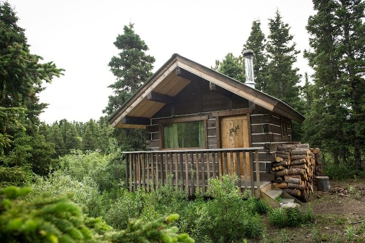 Cozy Cabin in the Woods - Whitehorse - Chatka