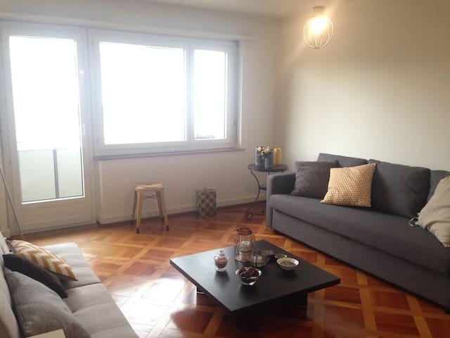 Perfect flat in Zurich Oerlikon - Zürich - Apartment
