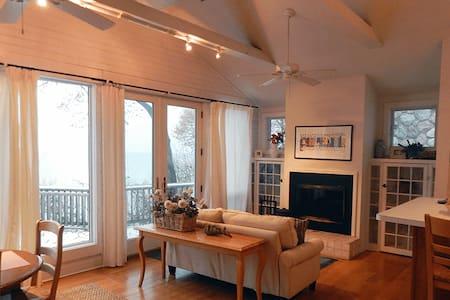 SAWYER LAKE HOUSE (Union Pier): Beautiful, clean cottage directly on Lake MI