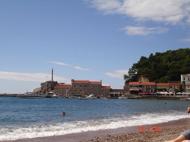 cozy studio for you :) - Petrovac - Apartament
