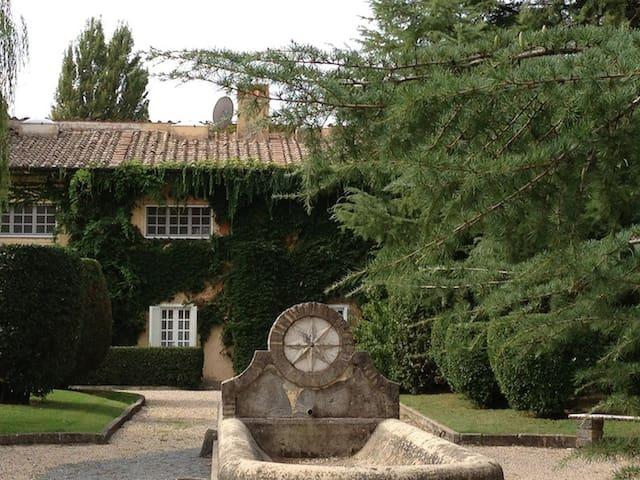 Splendida casa all'Olgiata - Rzym - Dom