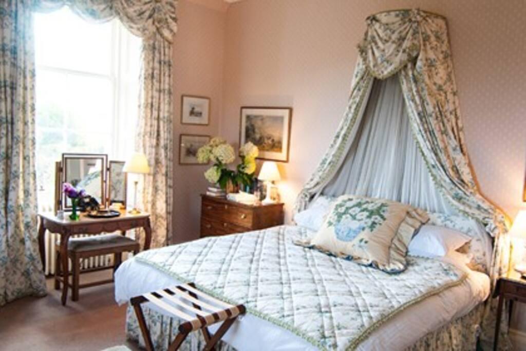 Master Bedroom with Bath
