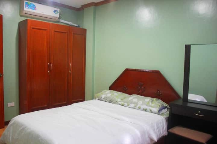 1BR with private cr in a fully furnished house