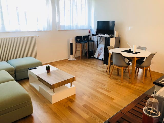 Beautiful apartment close to the city center