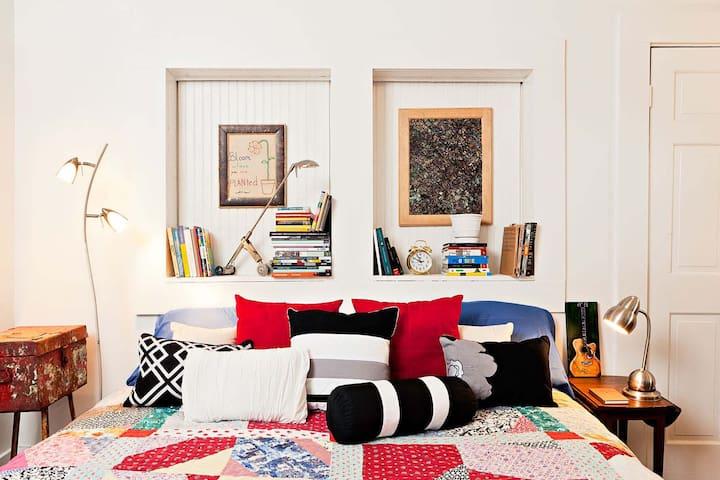 Interior Design by Summer Loftin. photo by Nick Burchell
