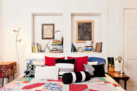 Howard Finster's Paradise Garden Suite #1