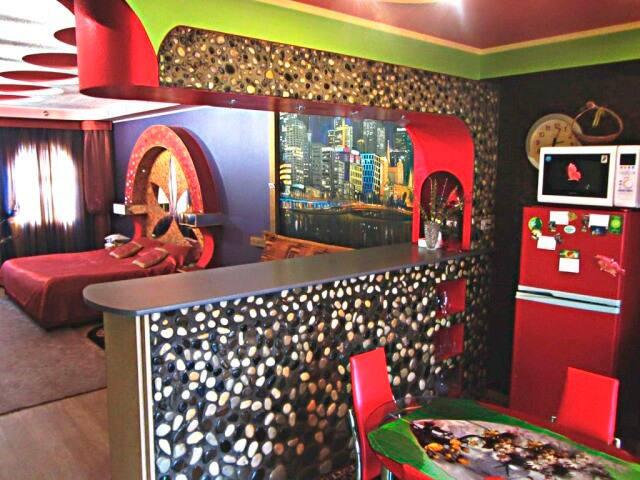 Квартира-студия в центральном районе