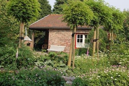 vakantiehuisje in kleinschalig park - Geulle - Mökki
