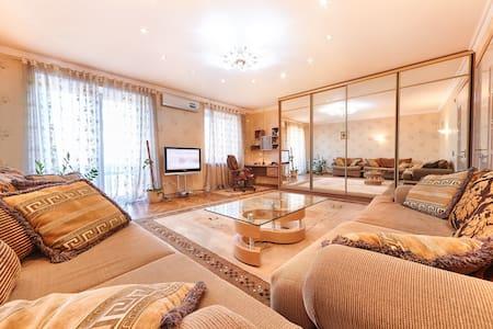 Apartment Deluxe Centre of Chisinau - Chişinău - Huoneisto