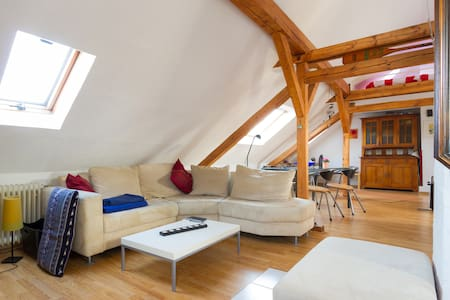 beautiful loft apartment - Celle - Huoneisto
