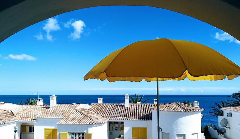DUPLEX APARTMENT, BREATHTAKING SEA VIEW PRAIA LUZ