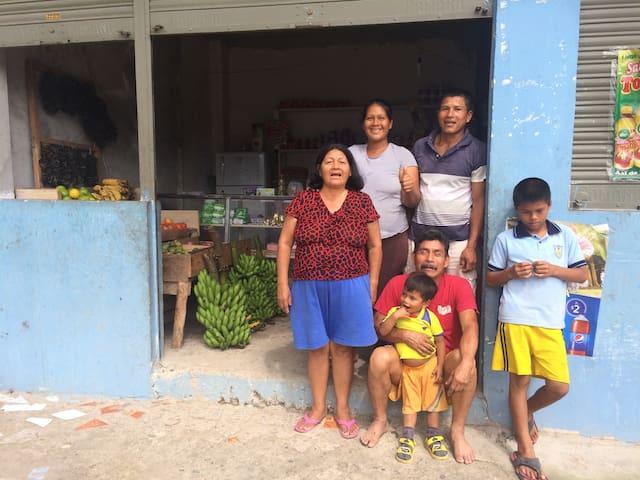 Bienvenidos a la Amazonia - Tena - Hus