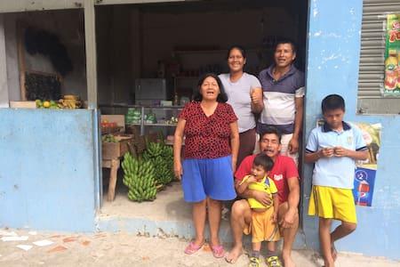 Bienvenidos a la Amazonia - Tena - Casa