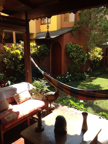 Private rooms in Miraflores - Lima - Bed & Breakfast