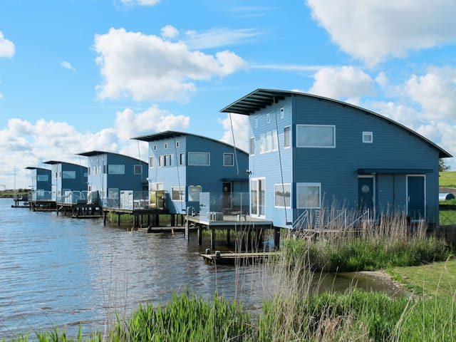 80 m² Holidayhome in Lauwersmeer for 6 persons