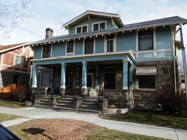 Downtown Boise - Miltner House #4 - Boise - Apartment