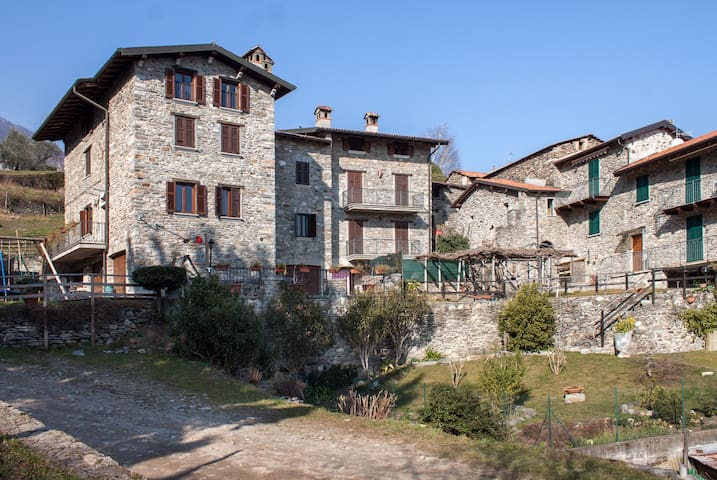 BORGO II Apartment - Lake Como - Cremia - Apartmen