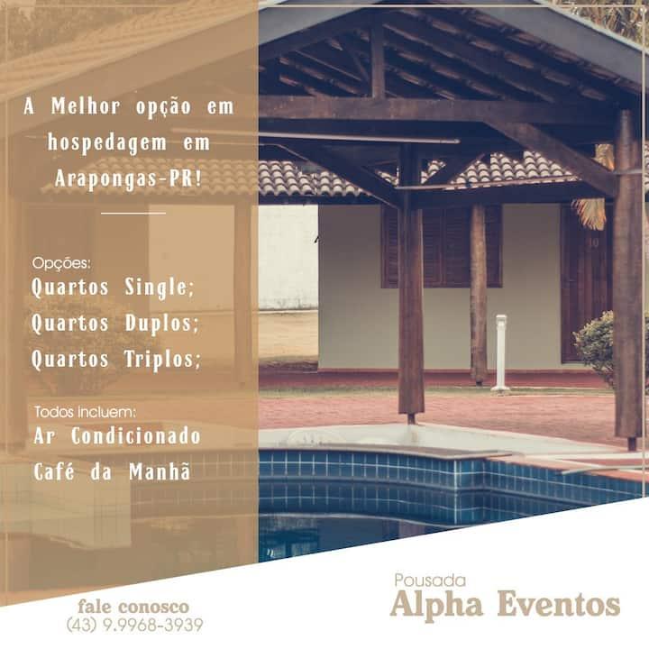 Hotel e Pousada Alpha