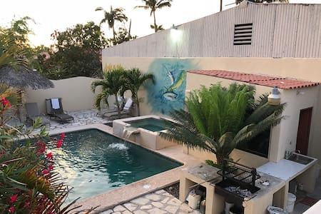 San Carlos Magdalena Bay Private Home with Pool