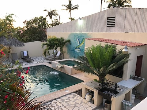 San Carlos Magdalena Bay Private Home with Pool