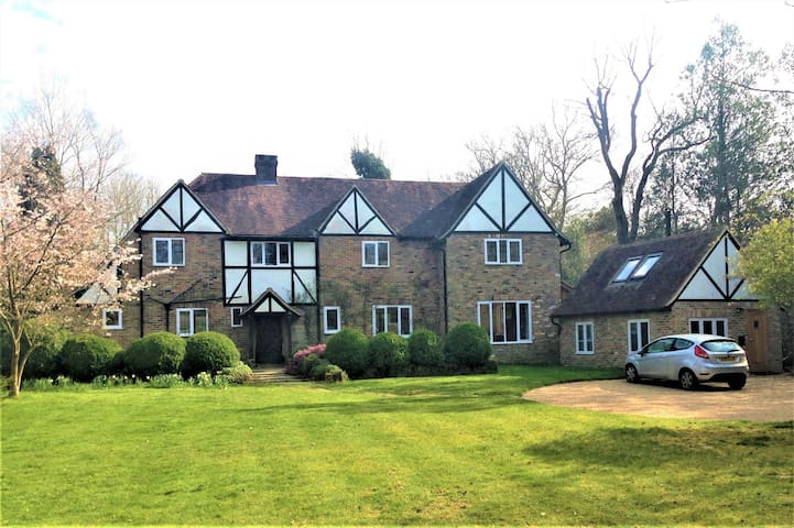 Country House In the heart of Ashdown Forest.