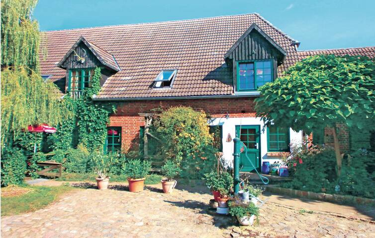 Holiday apartment with 1 room on 35 m² in Thulendorf/Sagerheide