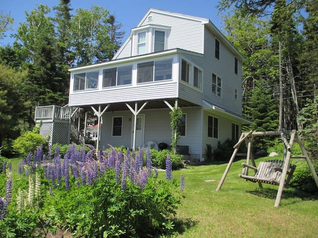 CLEARVIEW | EAST BOOTHBAY, MAINE | OCEAN POINT | FAMILY VACATION | PET FRIENDLY | OCEAN VIEWS