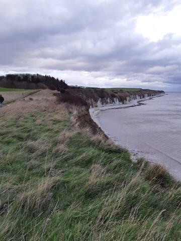 Great coastal walks.