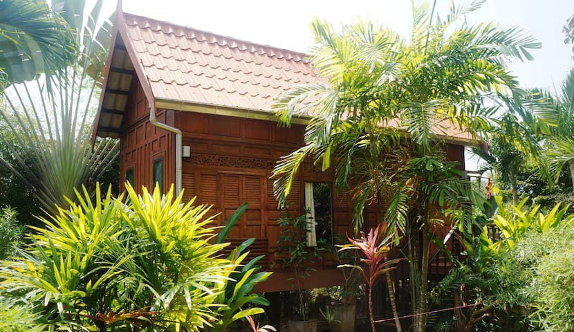 Little Tropical Thai-style house - Ko Mak - Casa